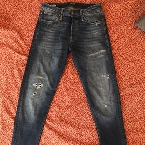 """Jack & Jones """"Fred/Tapered"""" Jeans"""